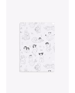 Notebook Astrology Print