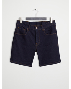Mac Shorts Organic Rinsed Blue
