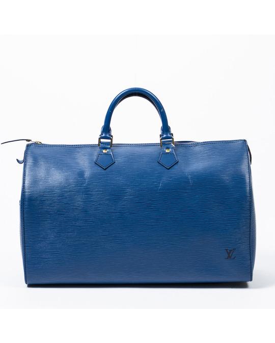 Louis Vuitton Speedy Black Stitching