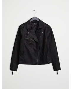 Kate Biker Jacket Black