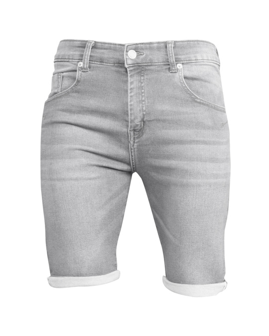 New Republic New Republic Jeans Short Grijs
