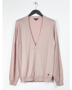 Cardigan-17 01 10 01 Pink