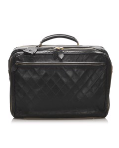 Chanel Timeless Leather Business Bag Black