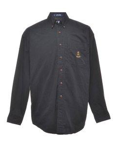 Black Chaps Shirt