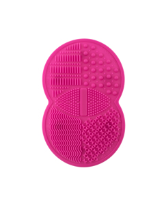 Professional Silicone Make-up Brush Cleansing Rubber Pad