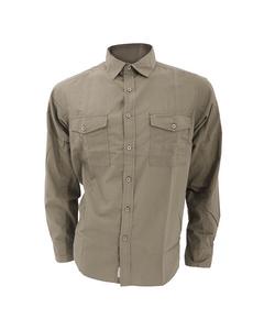 Craghoppers Kiwi Herren Freizeit-shirt / Freizeit-hemd, Langärmlig