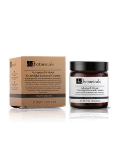 Advanced 8-hour Overnight Renewal Cream Clear