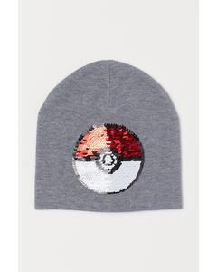 Hat/beanie Grey