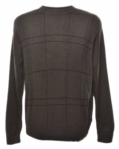 Dockers Checked Jumper
