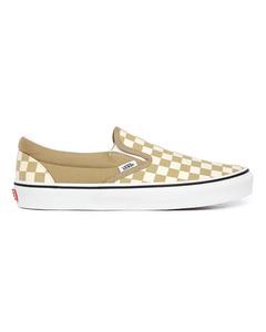 Ua Classic Slip-on (checkerboard) Cornstalk/true White