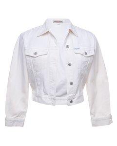 1990s Guess Button Front Denim Jacket