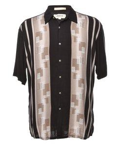 2000s Campia Short Sleeved Shirt