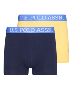 U.S. Polo Assn. 2-Pack Basic Boxers Mehrfarben