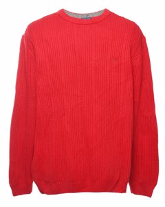 Chaps Red Jumper