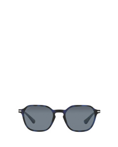 Po3256s Blue Solglasögon