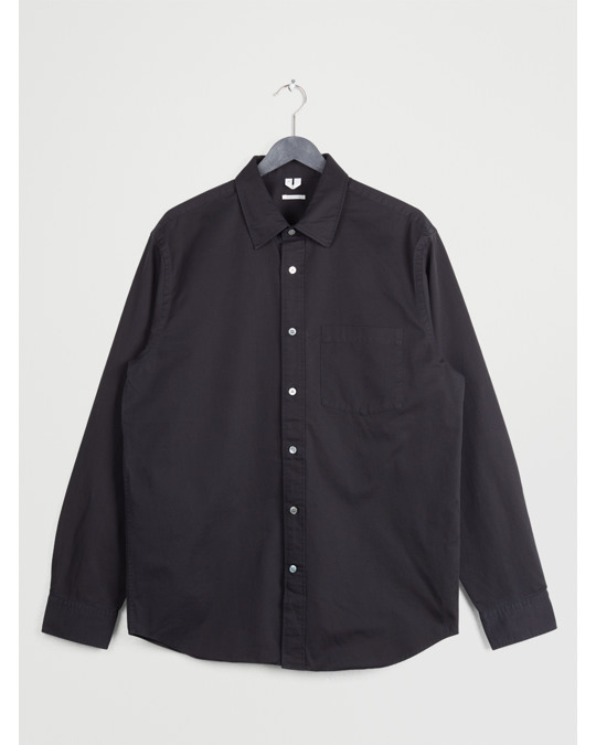 Arket Cotton Twill Relaxed Shirt