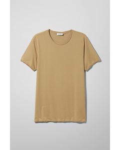 Dark T-shirt Beige