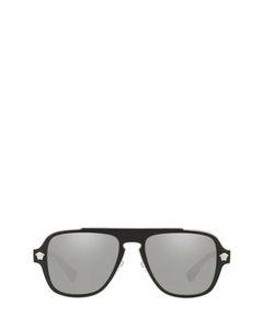 Ve2199 Matte Black Solglasögon