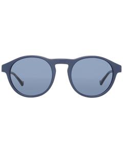 Emporio Armani Mint Unisex Blue Sunglasses Ea4138f 5257542v 52-17-145 Mm