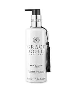 Grace Cole White Nectarine & Pear Hand Lotion 300ml