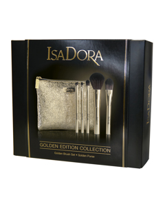 Gift set Golden Brush