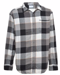 2000s Columbia Checked Shirt