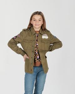 K. Army Jacket Army