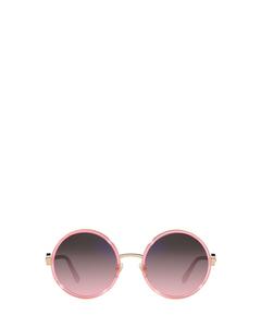 Ve2229 Transparent Pink Zonnenbrillen
