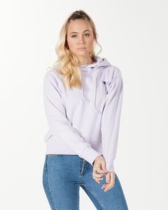 W. Heart Logo Hood Soft Lilac