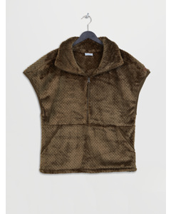 Fire Side™ Iii Sherpa Shrug Olive Green
