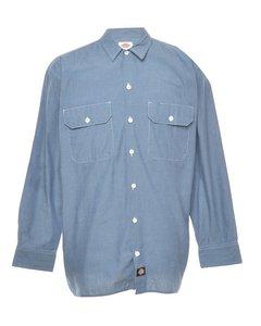 Blue Dickies Shirt