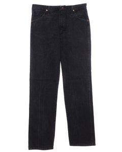 1990s Black Wrangler Jeans