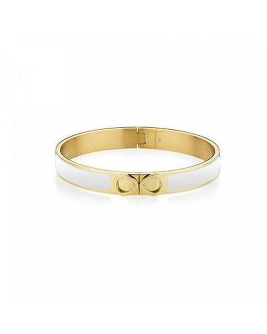 Mockberg Martine White Bracelet Small