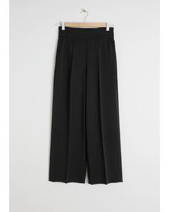 P1 Tempo Trousers Black