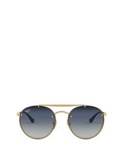 Rb3614n Demi Gloss Gold Zonnenbrillen