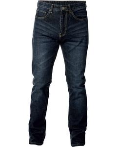 Regular Stretch Jeans Dark Blue