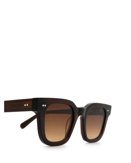 Chimi 04 Brown Sunglasses