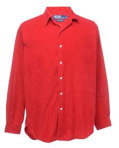1990 Corduroy Ralph Lauren Shirt