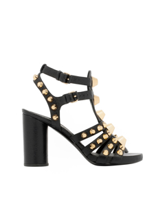 Balenciaga Women's Leather Sandals