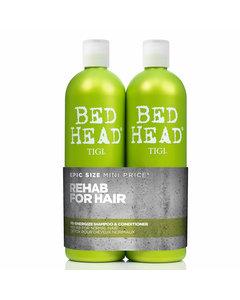 Tigi Bed Head Re-energize Tweens 2x750ml