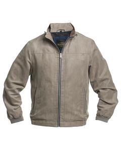 Alcantara Jacket Biege
