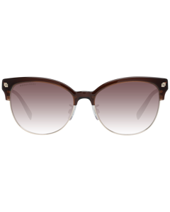 Dsquared2 Mint Women Brown Sunglasses Dq0260-k 5748f 57-18-150 Mm