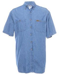 1990s Carhartt Denim Shirt