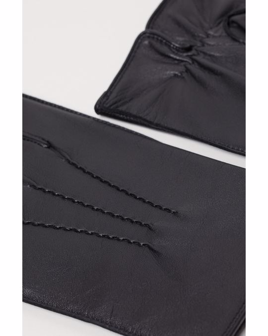 H&M Glove Sune Black