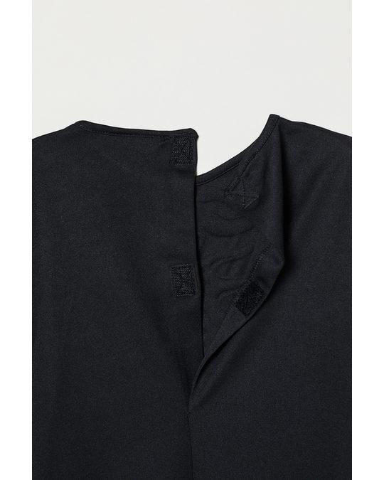 H&M Fancy Dress Costume Black/skeleton