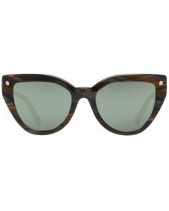 Dsquared2 Mint Women Brown Sunglasses Dq0308 5162n 51-19-138 Mm
