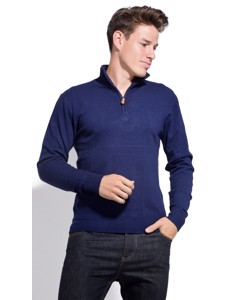 Half-zipped Sweater