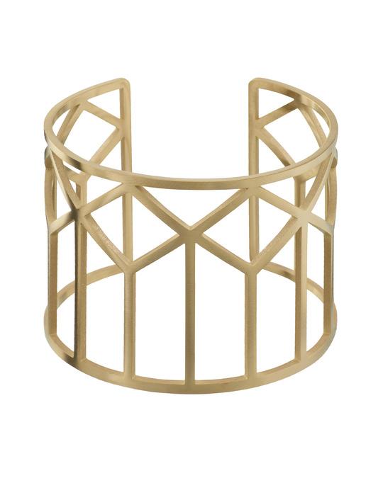 Edblad Shirin Armband Matt Gold