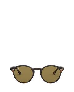 Rb2180 Dark Havana Solglasögon