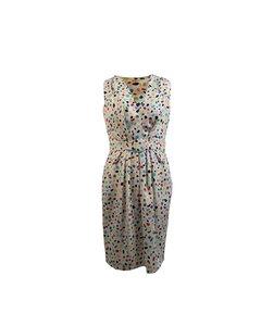 Moschino Boutique Sleeveless V-neck Sheath Dress Size 42 It